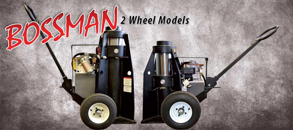 Bossman 2 Wheel Models